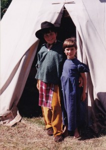 Tipi Children