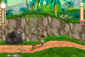 Go Diego Screen shot