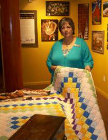 The Quilt That Took Twenty Years To Complete