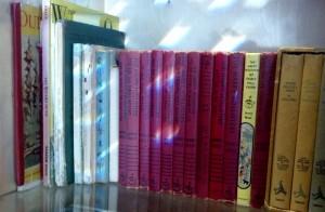 Vintage Family Reading Books(800x524)