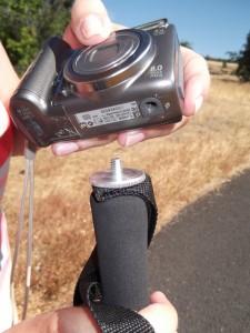 Leki Trekking Pole Camera Mount
