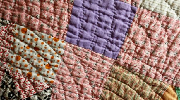 Grandmas quilt