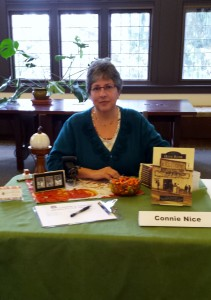 Waucoma Author Fair _Oct 2014